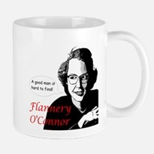 Flannery O'Connor Good Man Mug