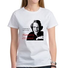 Flannery O'Connor Good Man Tee