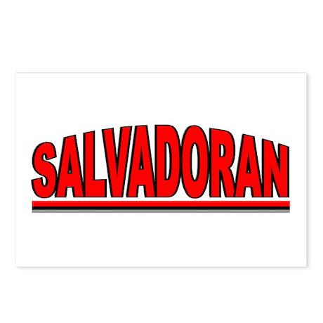 """Salvadoran"" Postcards (Package of 8)"