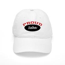 Proud Saba Baseball Cap