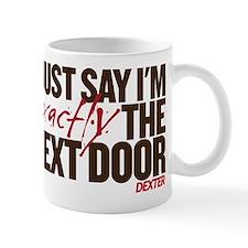 Boy Next Door Dexter Mug