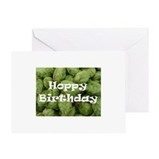 Unique Hopping Greeting Card
