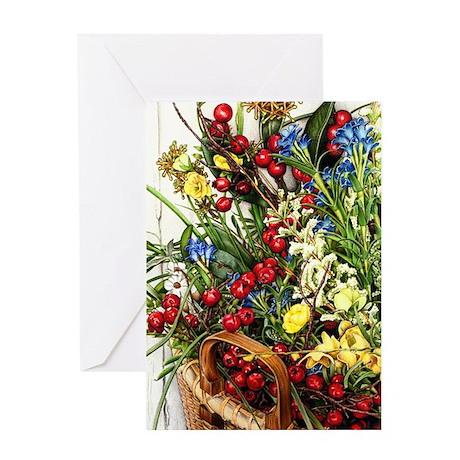 For Barbara Greeting Card