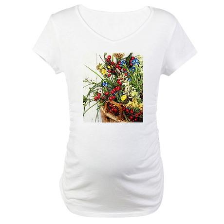 For Barbara Maternity T-Shirt