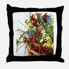 For Barbara Throw Pillow
