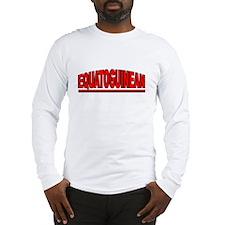 """Equatoguinean"" Long Sleeve T-Shirt"