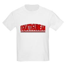"""Equatoguinean"" Kids T-Shirt"