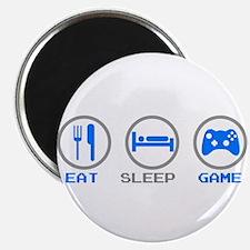 Eat Sleep Game Magnet