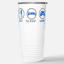 Eat Sleep Game Travel Mug