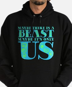 Maybe there is a Beast Hoodie (dark)