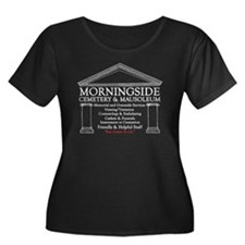 MORNINGSIDE CEMETERY Shirt T