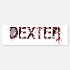 [Grunge] Dexter Bumper Bumper Bumper Sticker