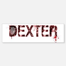[Grunge] Dexter Bumper Bumper Stickers