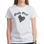 Goth Girl Women's T-Shirt