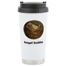 Unique Bengal cats Travel Mug