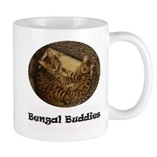 Cute Bengal cat Mug