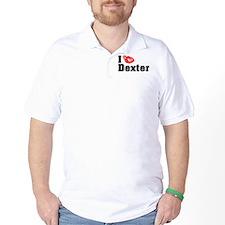 DEXTER - I [Heart] T-Shirt