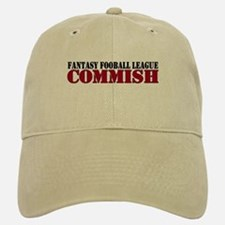 Fantasy Football Commish Baseball Baseball Cap