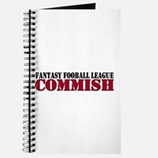Fantasy Football Commish Journal