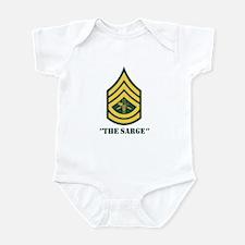 Grill Sgt. Infant Bodysuit