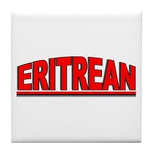 """""""Eritrean"""" Tile Coaster"""
