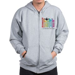 More time in a day Zip Hoodie