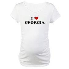 I Love GEORGIA Shirt