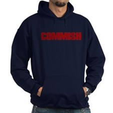 Commish (Red) Hoodie