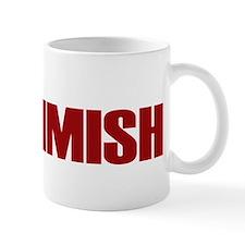 Commish (Red) Mug