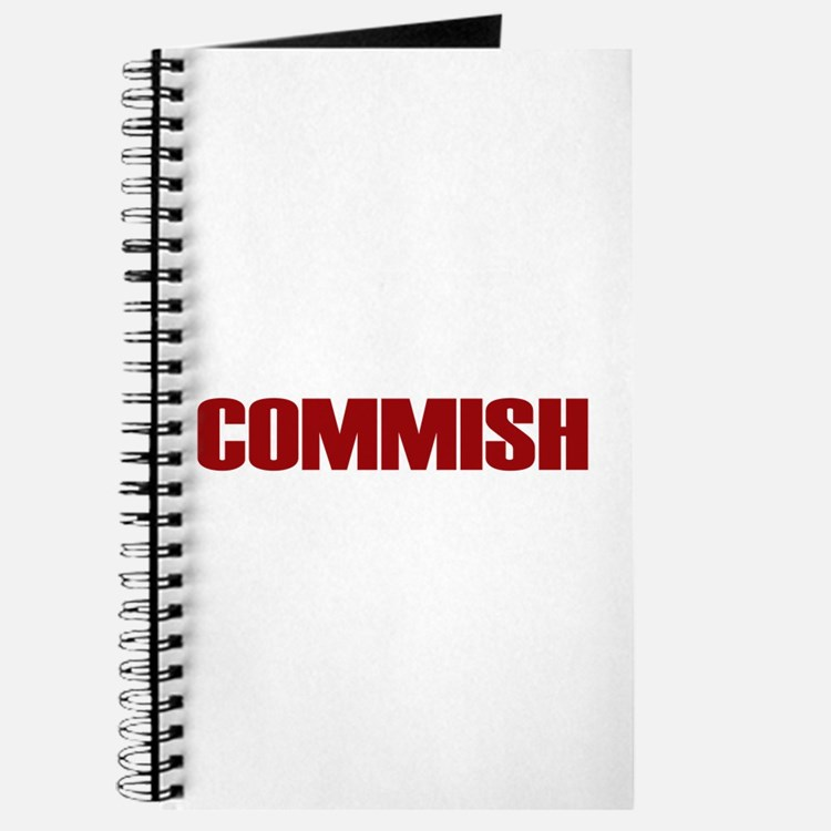 Commish (Red) Journal