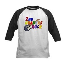 2nd Graders Rock Tee