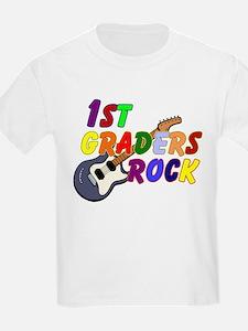 1st Graders Rock T-Shirt