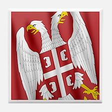 Srbija Tile Coaster