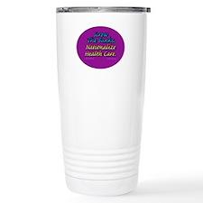 Screw The Banks Travel Mug