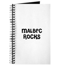 MALBEC ROCKS Journal