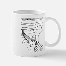 The Scream - Mug
