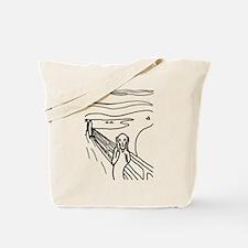 The Scream - Tote Bag