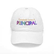Everybody Loves A Principal Baseball Cap