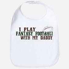 Fantasy Football with Daddy Bib