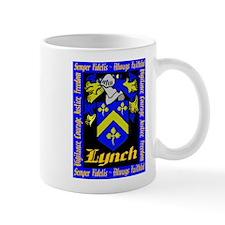 Cute Lynch coat of arms Mug