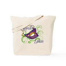 Mardi Gras Design 5 Tote Bag