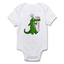 Cajun Cooking Infant Bodysuit
