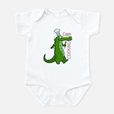 Cajun Cooking Infant Bodysuit