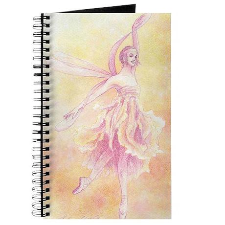 Dragonfly Ballet Journal