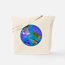 Peace On Earth 2 Tote Bag