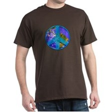Peace On Earth 2 T-Shirt