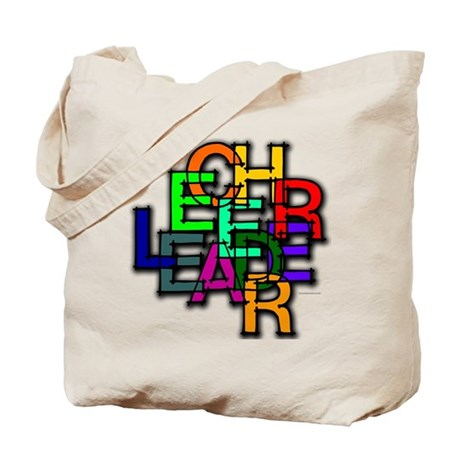 Scrambled Letters Tote Bag