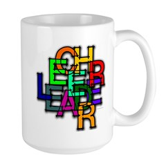 Scrambled Letters Mug