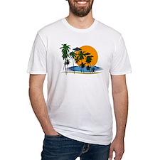 UFO Watcher Vacation Shirt