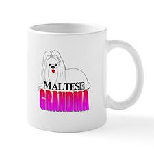 Maltese Grandma Mug